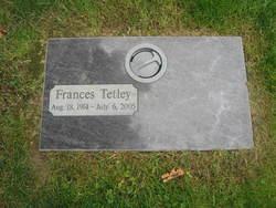 Frances Tetley