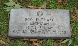 Sgt Roy Chase