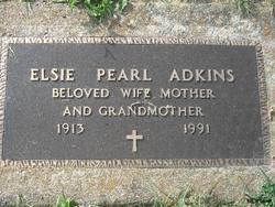 Elsie Pearl Adkins