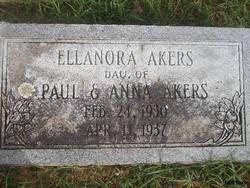 Ellanora Akers
