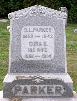 Cora B. <i>Porter</i> Parker