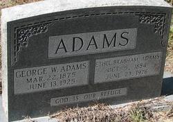 Ethel <i>Brabham</i> Adams