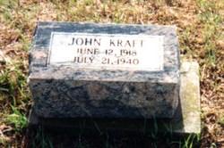 John Edward Kraft