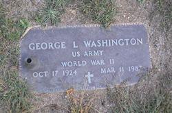 George L Washington