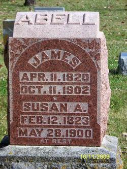 Susan Ann <i>Pearce</i> Abell
