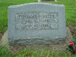 Thomas Perry Britt