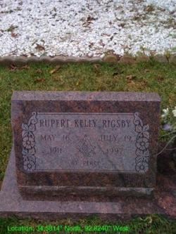 Rupert Kelly Rigsby