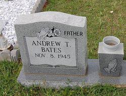 Andrew T Bates