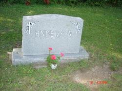 Martha Amanda <i>Anderson</i> Anderson