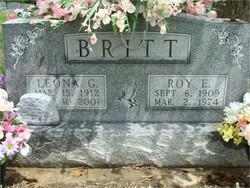 Roy Edmond Britt