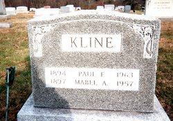 Mabel A. Kline