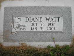 Diane Watt