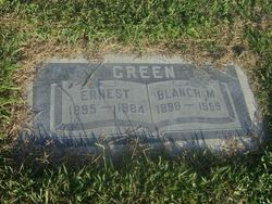 Blanch Mae <i>Johnson</i> Green