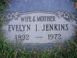 Evelyn Irene <i>Thorstenberg</i> Jenkins