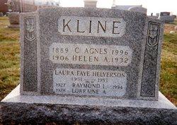 Carrie Agnes Kline