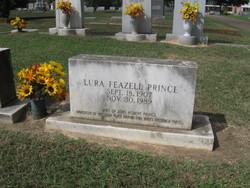 Lura <i>Feazell</i> Prince
