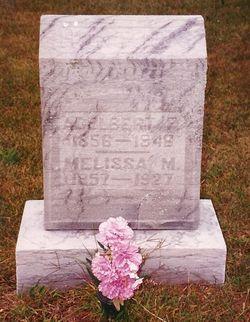 Melissa M <i>Doane</i> Huntoon