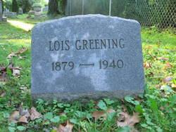 Lois Greening