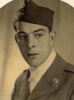 Pvt Junior Lee Gurnee