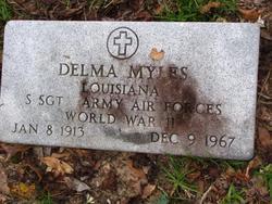 Sgt Delma Myles