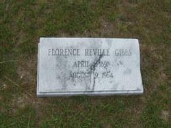 Florence <i>Reville</i> Gibbs