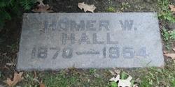 Homer W. Hall