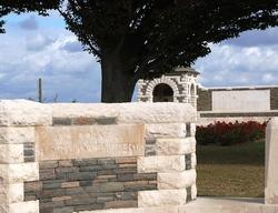 V.C. Corner Australian Cemetery Memorial