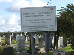 Bohernabreena Cemetery