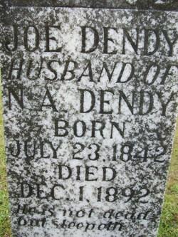 Joseph Leander Milton Joe Dendy