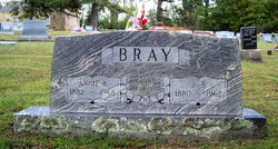 Anna Bell <i>Perryman</i> Bray