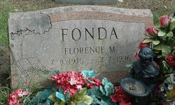 Florence Margaret <i>Tiffany</i> Fonda