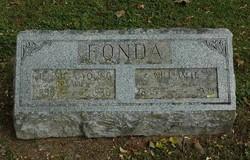 Jennie A. <i>Young</i> Fonda