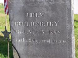 John Gouldsbury