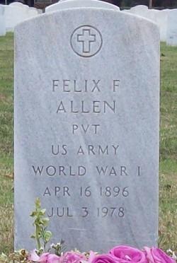 Felix Allen