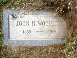 John H Woolcott