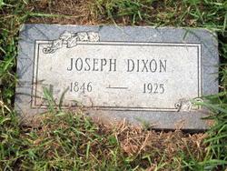 Joseph Dixon