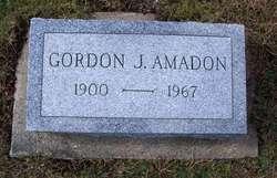 Gordon John Amadon