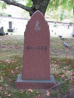Ella Felicia <i>Rogers</i> Booher