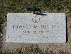 Edward Milton Shaffer