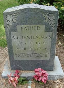 William Hardy Adams