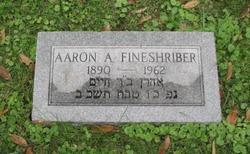 Aaron Arthur Fineshriber