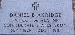Daniel Brewer Akridge