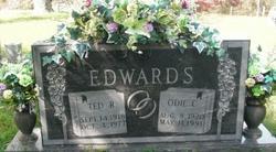 Odie C <i>Kelley</i> Edwards