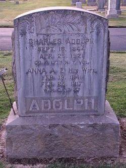 Anna Elizabeth <i>Eddy</i> Adolph