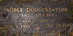 Roble Douglas Doug Tubb