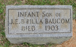 Infant Son Baucom