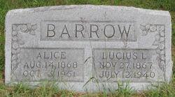Alice Barrow