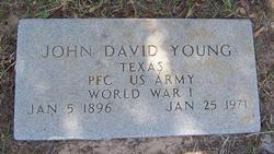 John David Young