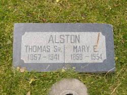 Mary Ellen <i>Holt</i> Alston