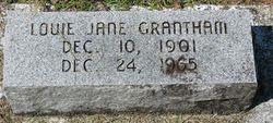 Louie Jane Grantham